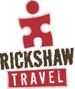 Rickshaw Travel Logo