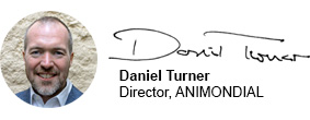 Daniel Turner, Director ANIMONDIAL