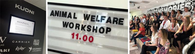 ANIMONDIAL Animal Welfare Workshop